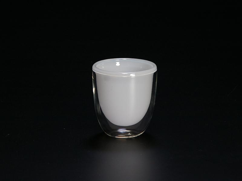 クリア&ホワイトグラス
