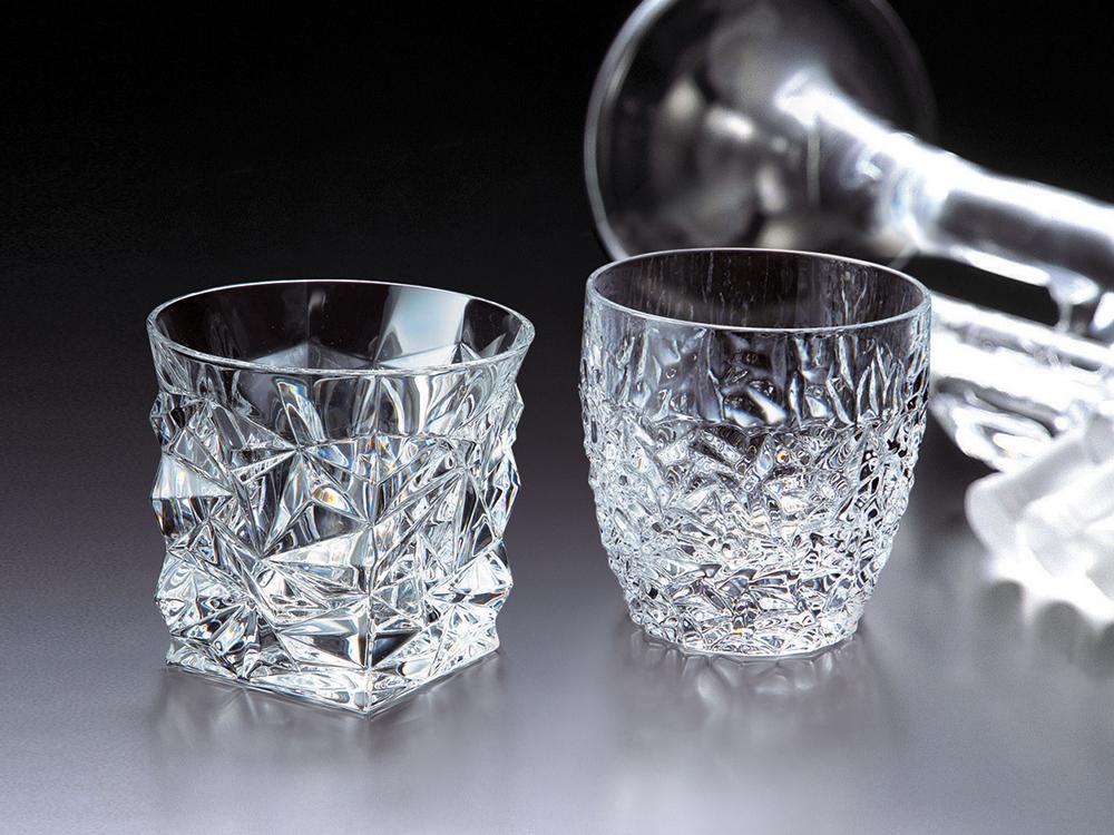 ボヘミアクリスタルマイグラス